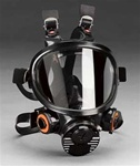 3M 7800 S Full Facepiece Gas Mask Respirator
