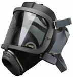 S.E.A. Scott Full Face Gas Mask Respirator